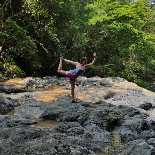 Brooke Roberts Dancing