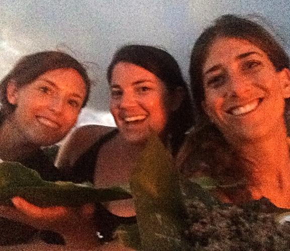 Brooke, Dana & I