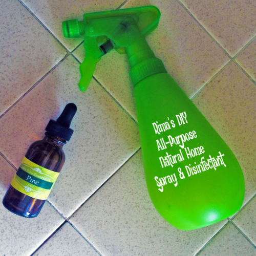 Make your own, cost-effective and non-toxic all-purpose spray at home with the ingredients in your cupboard.