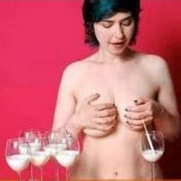 Is drinking human breastmilk after infancy strange to you? Why is consuming products with cow's milk not?Photo from  article.wn.com .