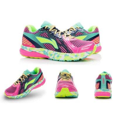 Original LI-NING Womens Intelligent Running Sneakers