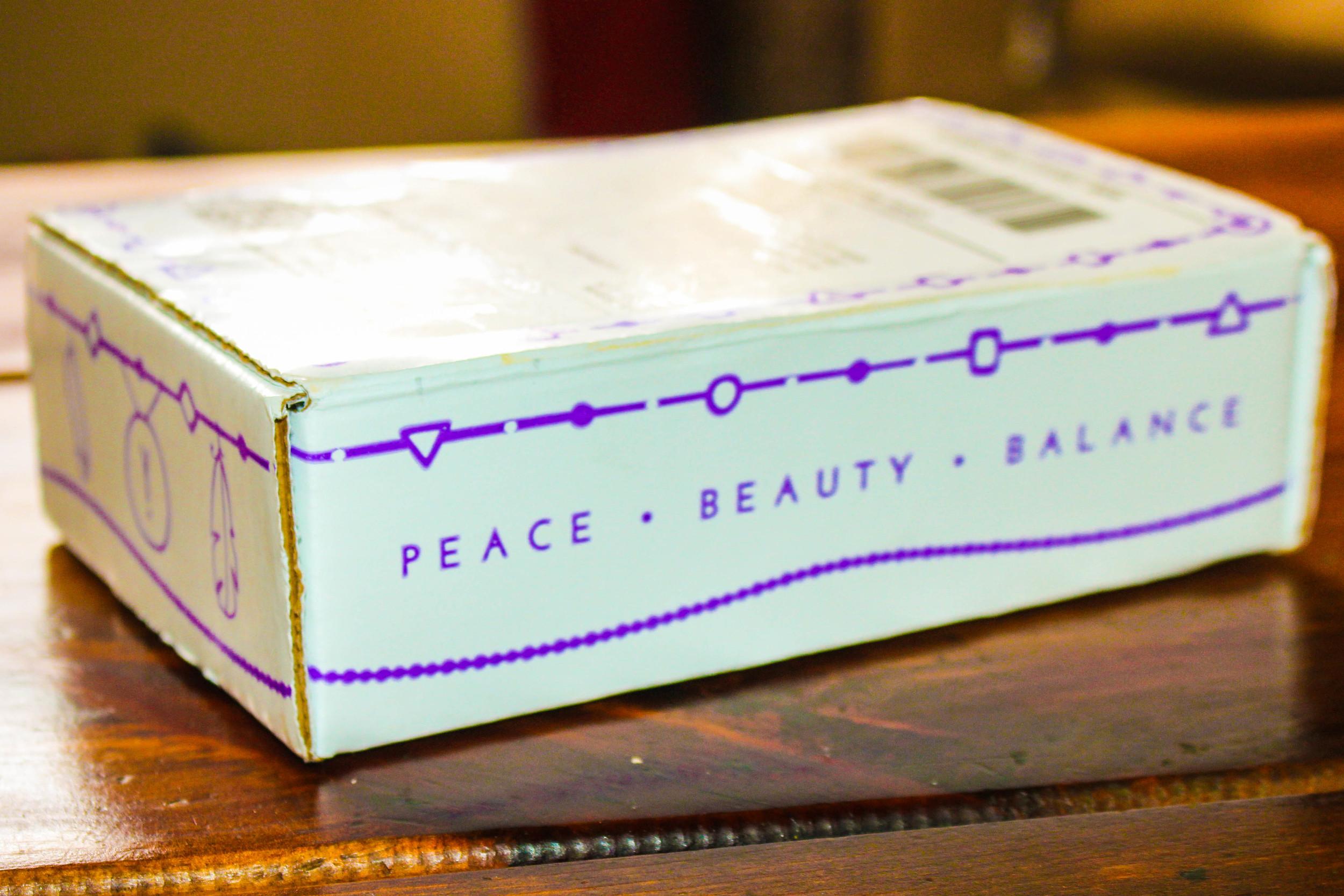 Peace - Beauty - Balance - Yogi Surprise Box.