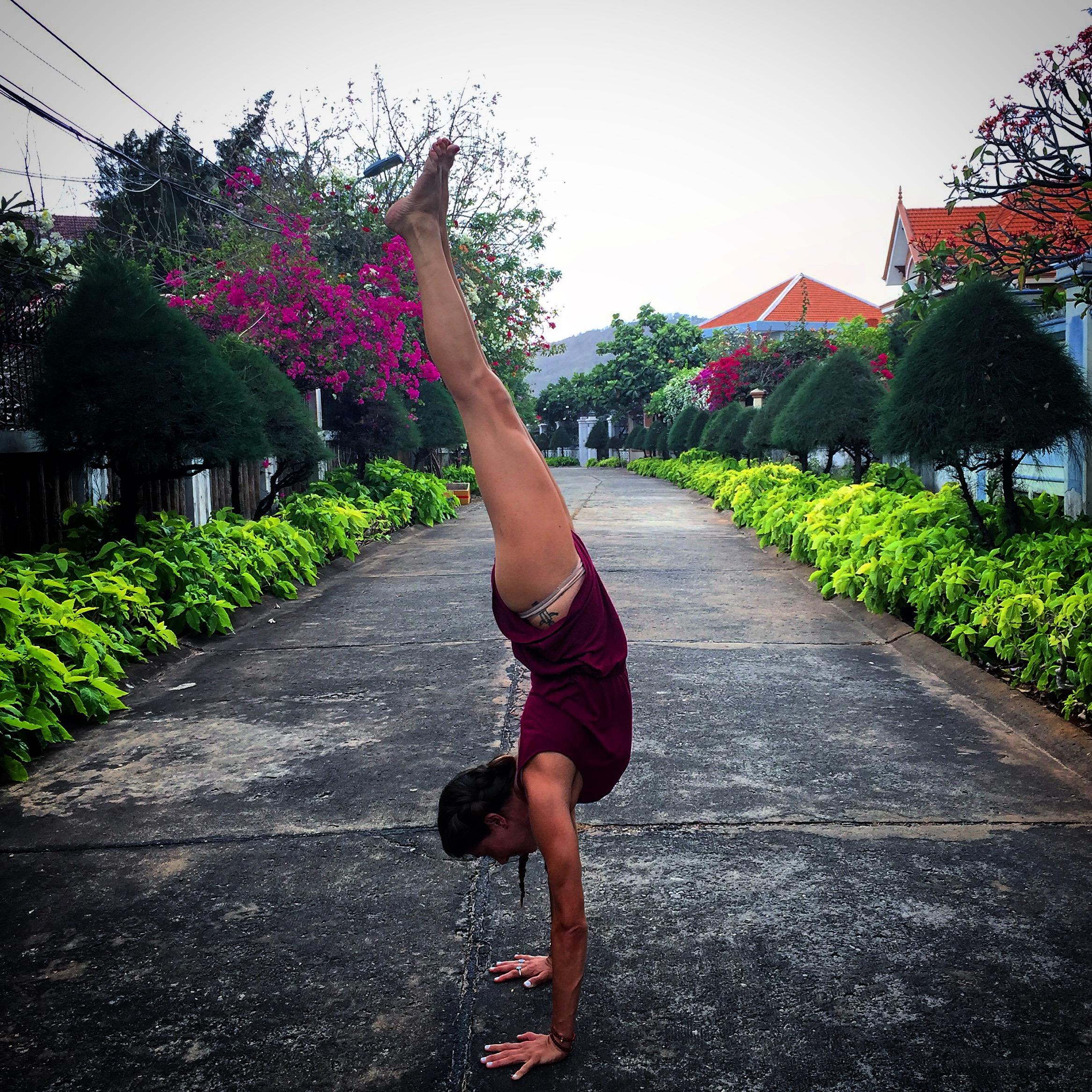 Exploring Vung Tau