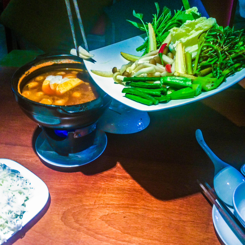 Thai-Style Hot Pot