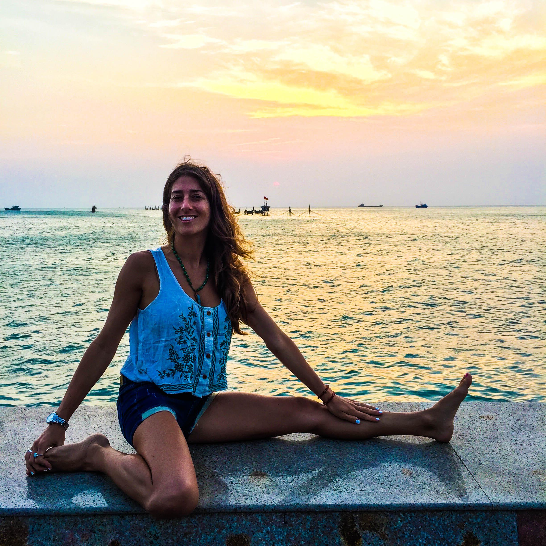 Loving Vietnam so much! Vung Tau is a beautiful southern beach town in Vietnam.