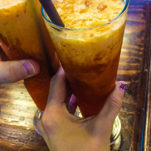 Cheers to vegan eating in Thailand!