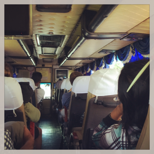 On the bus to Phuket! Talk to you soon!