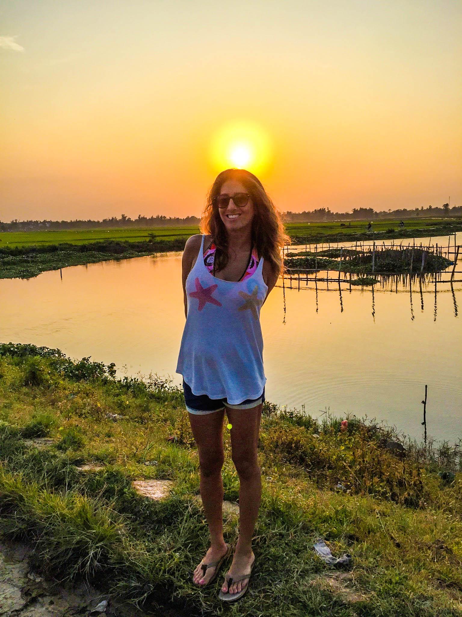 Copy of Glorious sunset