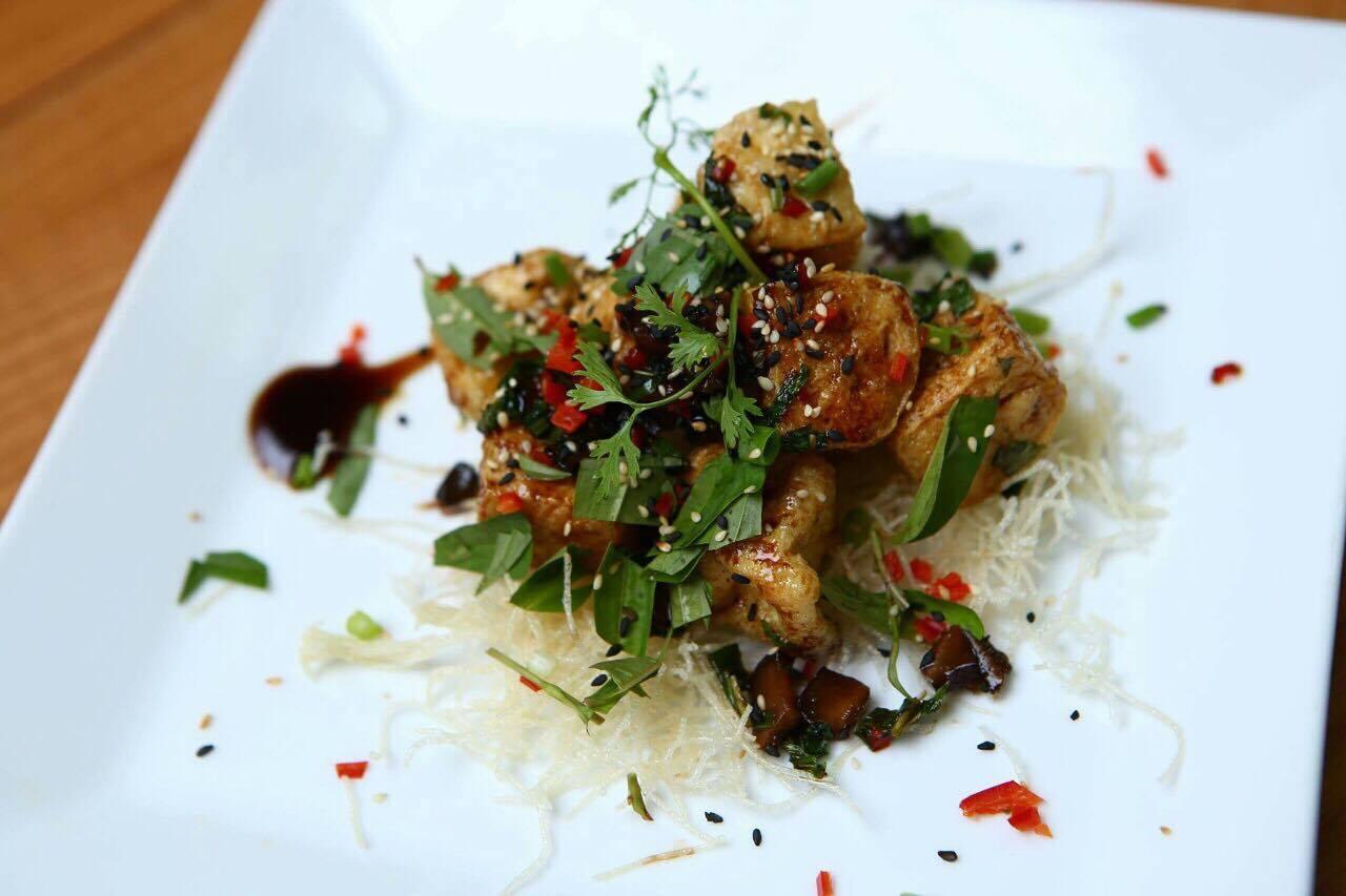 Copy of Veggies & Tofu