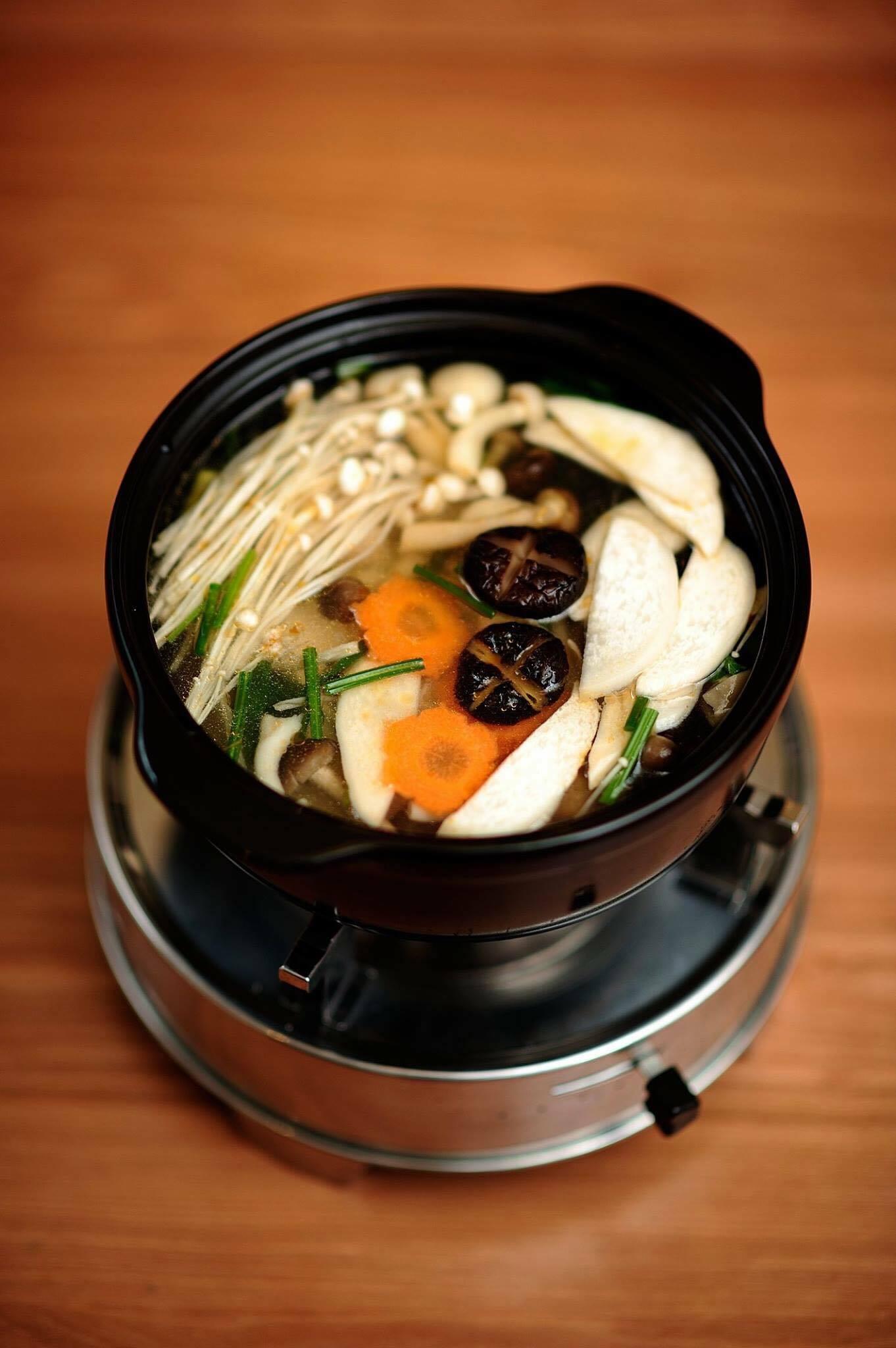Copy of Delicious Mushroom Soup