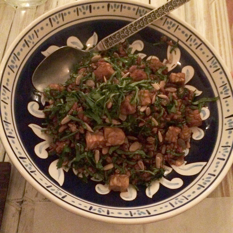 Tempeh Nasi Bowl