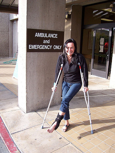 Use your personal injury as an opportunity to rethink your career