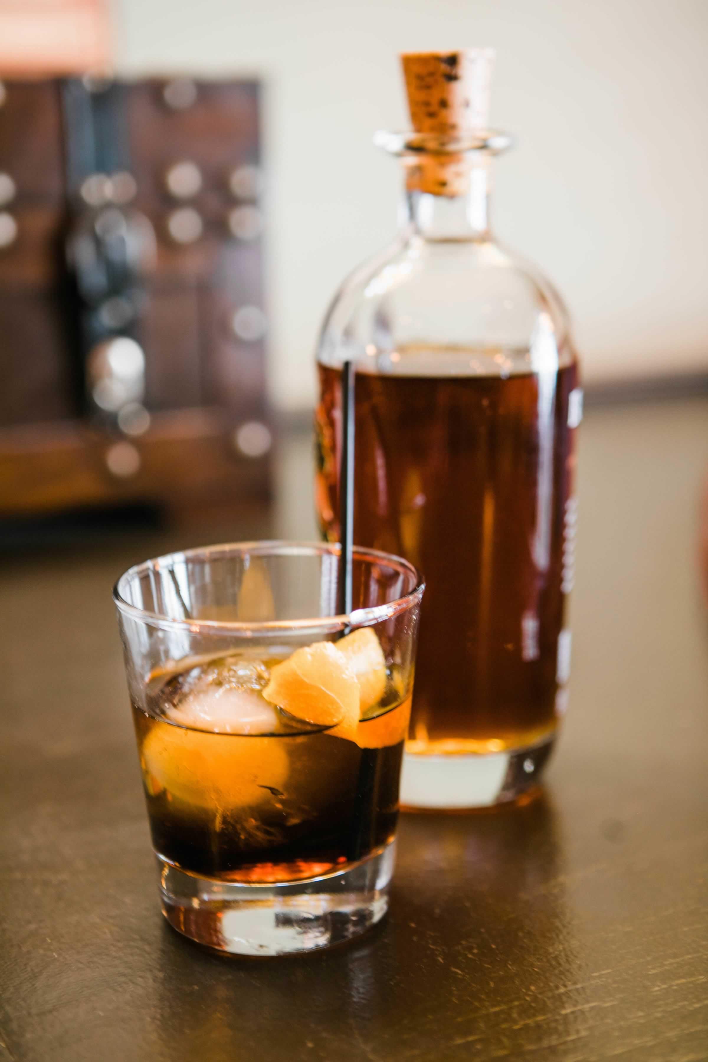 caribbean kick - bumbu rum & kahlua 12