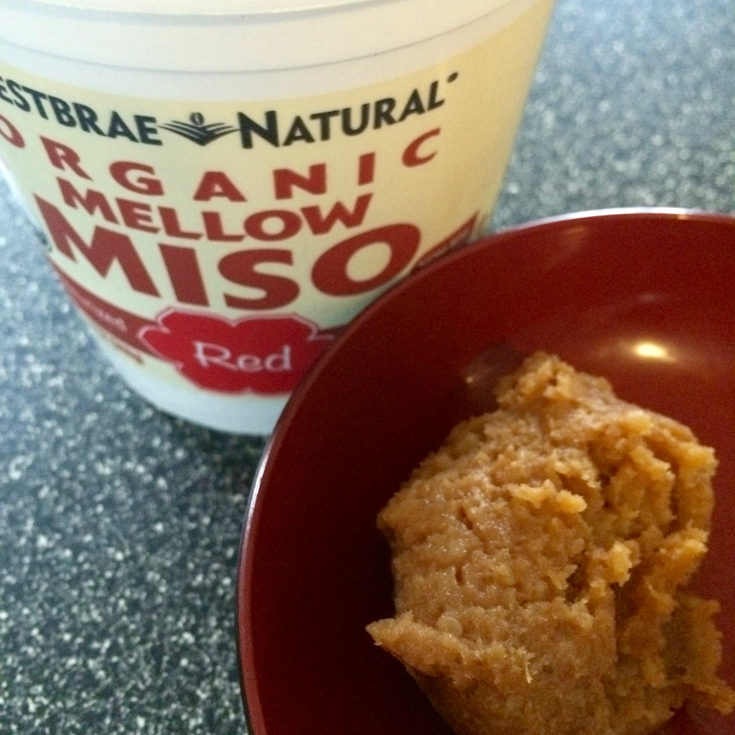 Red Miso paste
