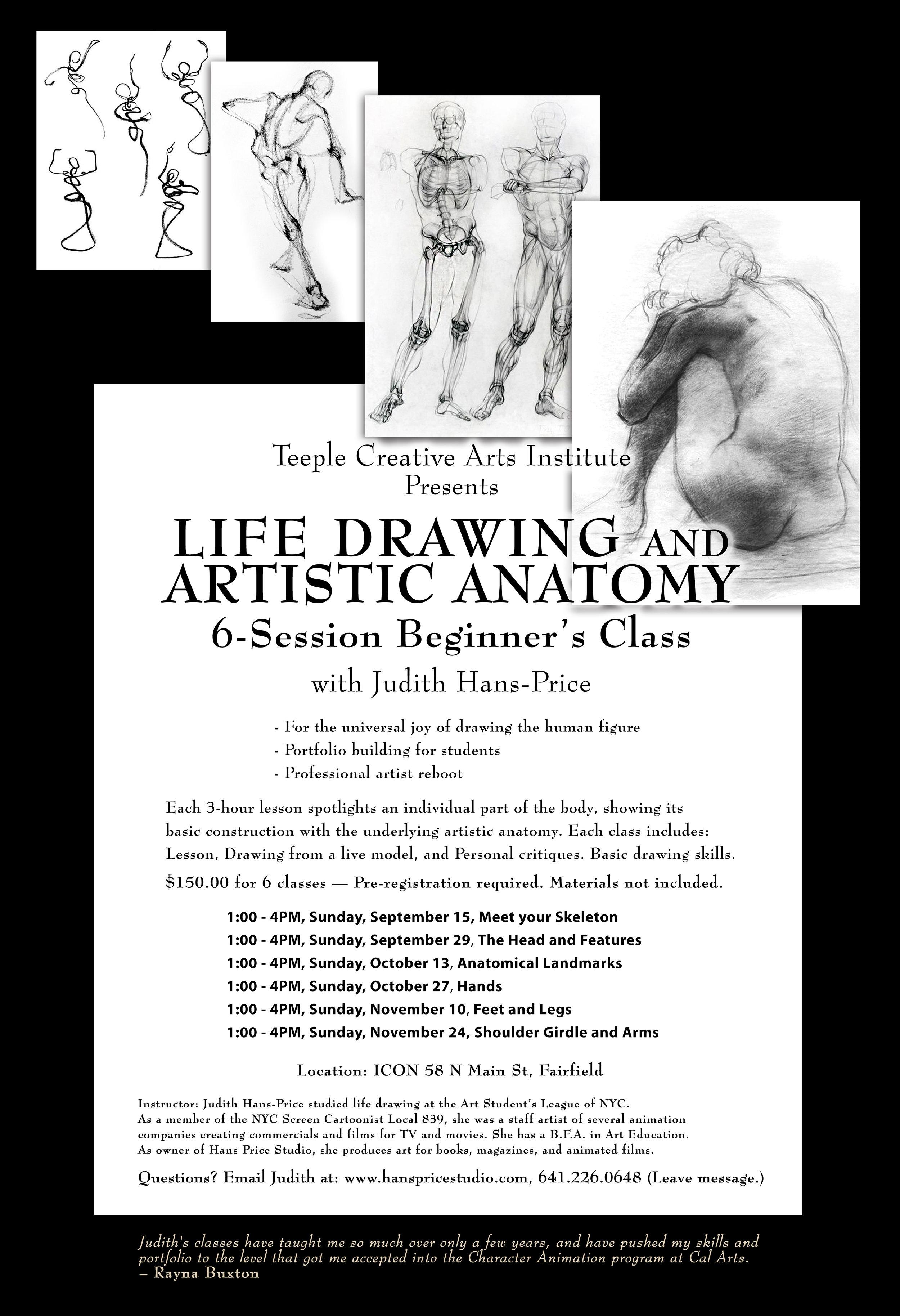 Fall Poster 2019 Life Drawing Classes.jpg