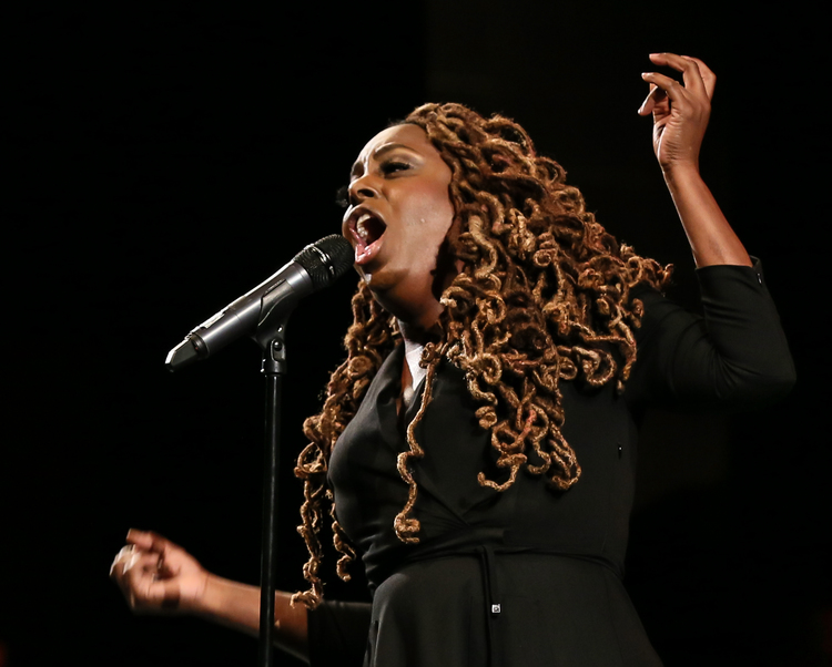 LEDISI Photo Credit: Lee Wexler