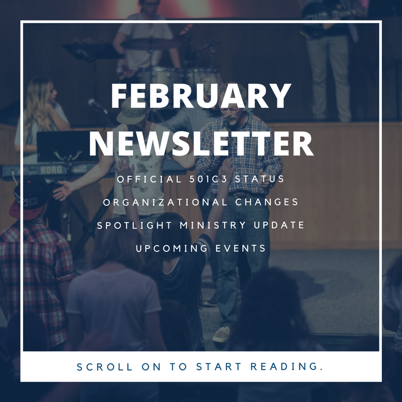 If you'd like to receive our monthly updates when they come out, sign up for our newsletter at the bottom of this post.
