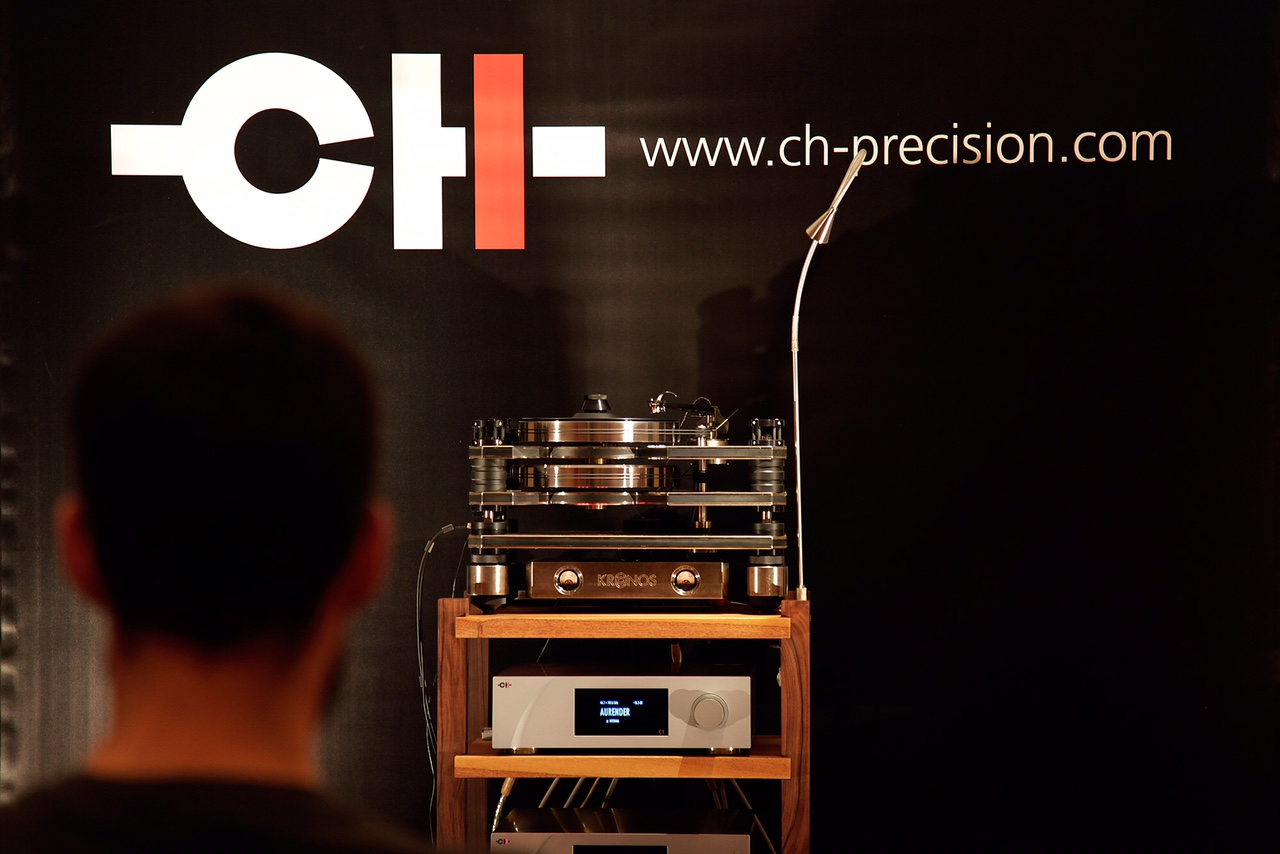 CH Precision at Salon Fest Montreal 2017
