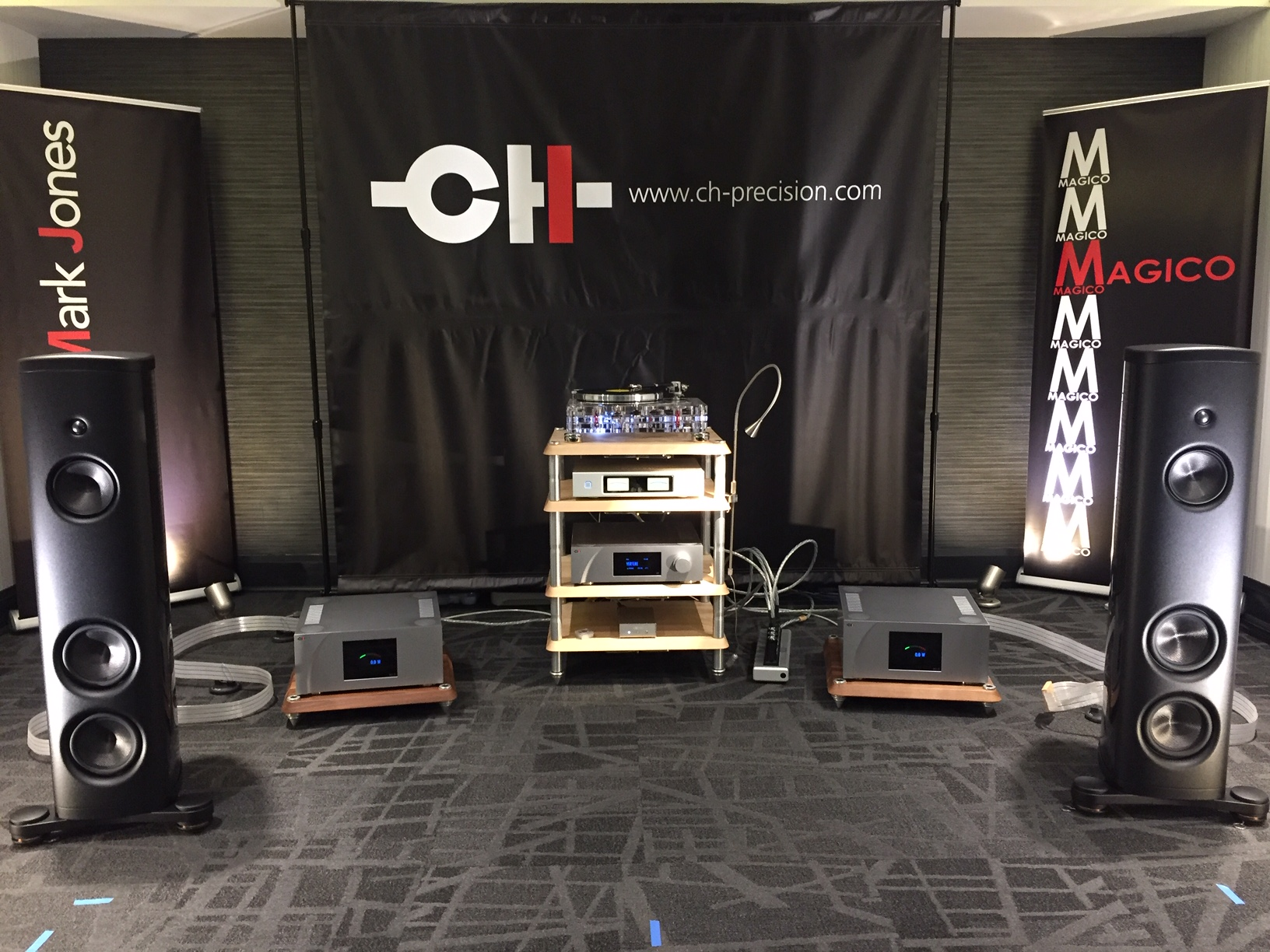 CH Precision at Salon Fest Montreal 2019