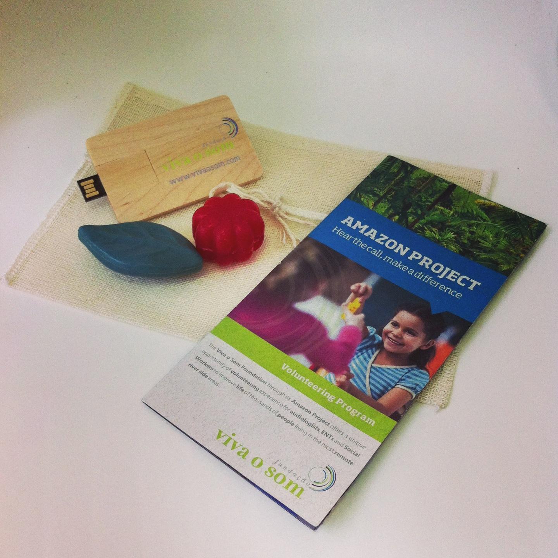 Kit de Captação de Voluntários FundaçãoViva o Som