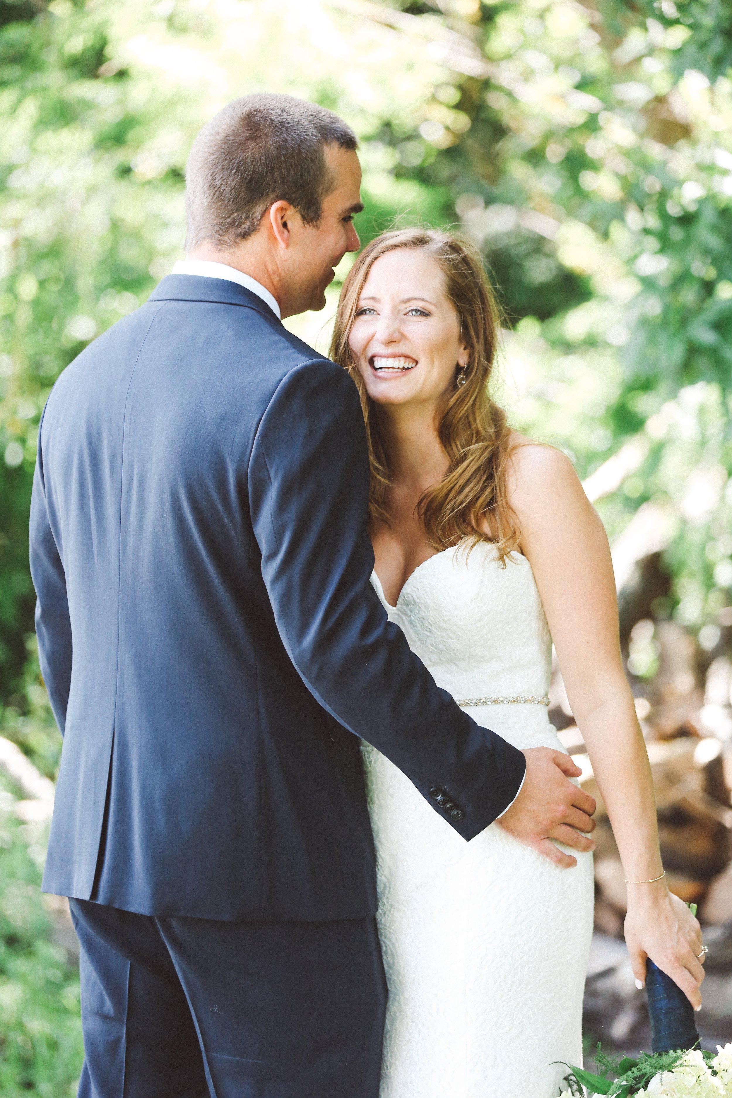 Minnesota Bride and Groom