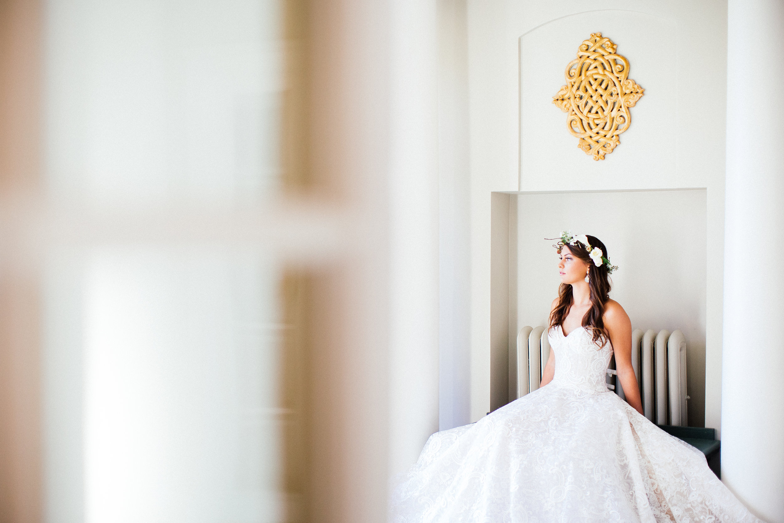 Cedarhurst Mansion Wedding Photography