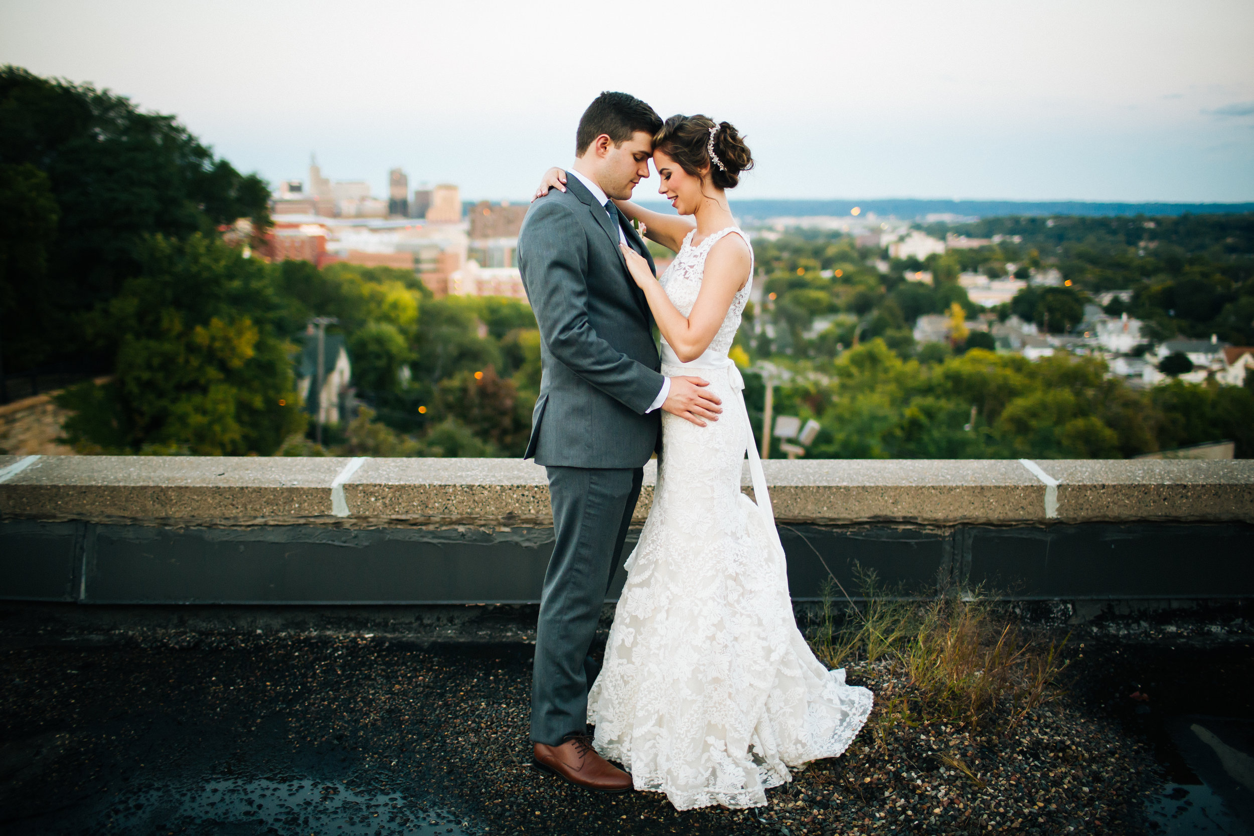 St. Paul University Club Wedding