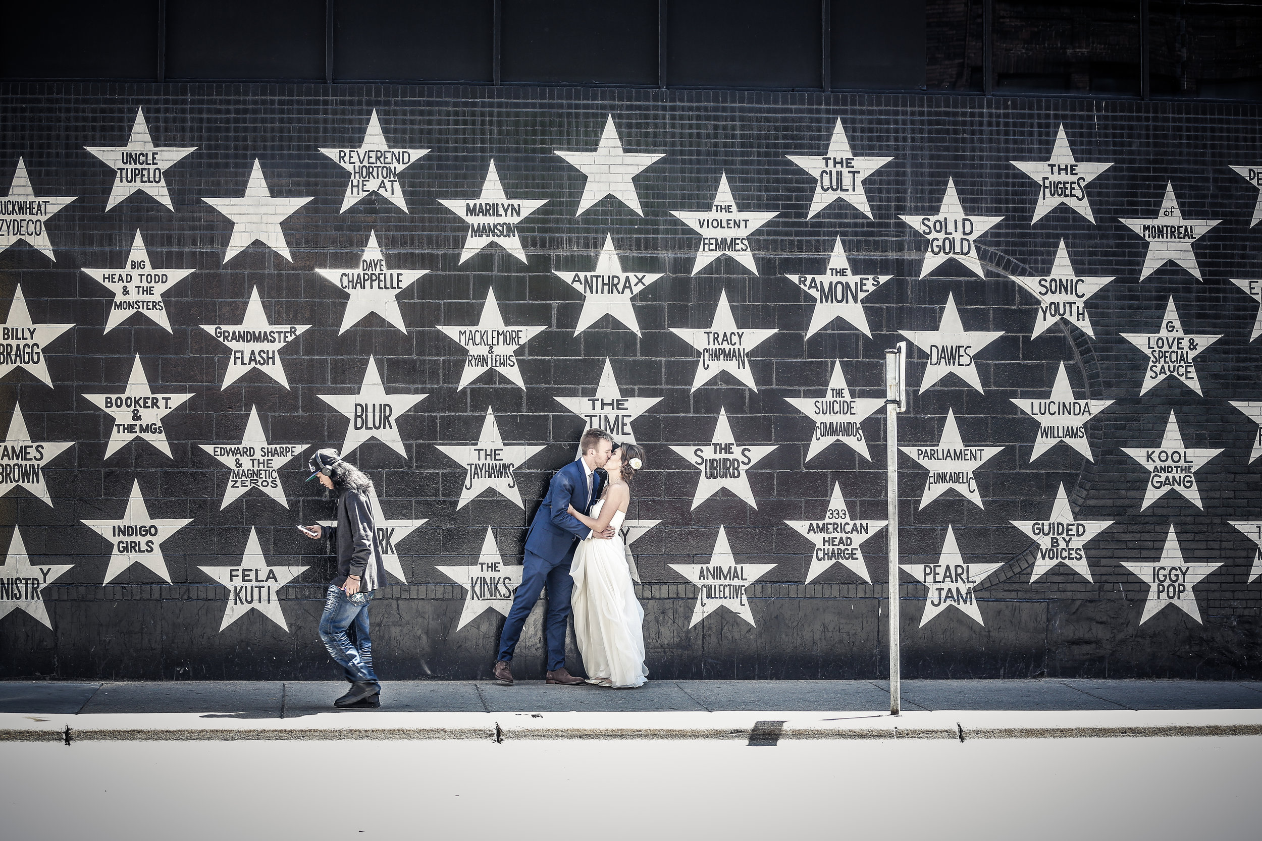 Fun Minneapolis Wedding Photographer