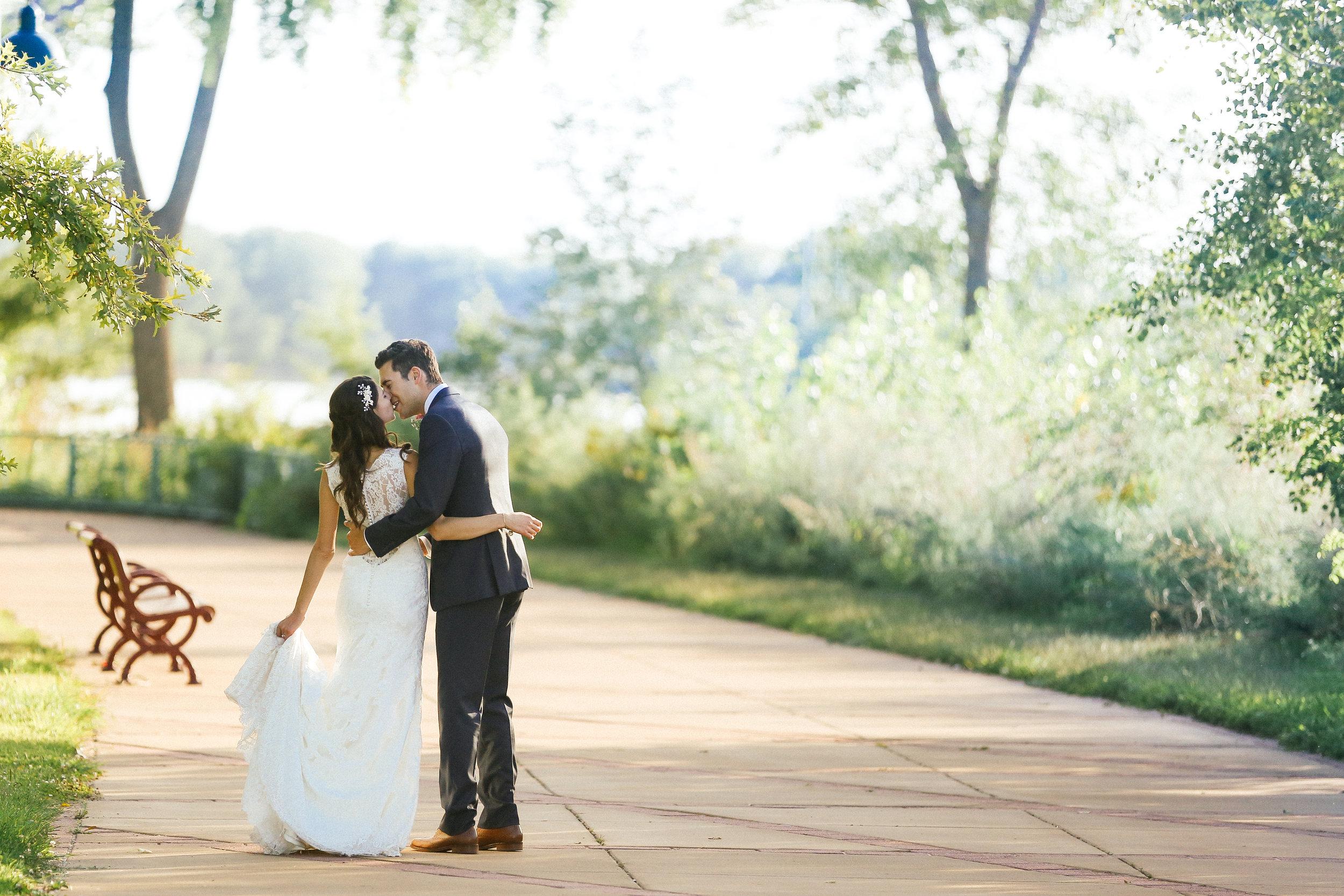 Harriet Island Pavilion Wedding