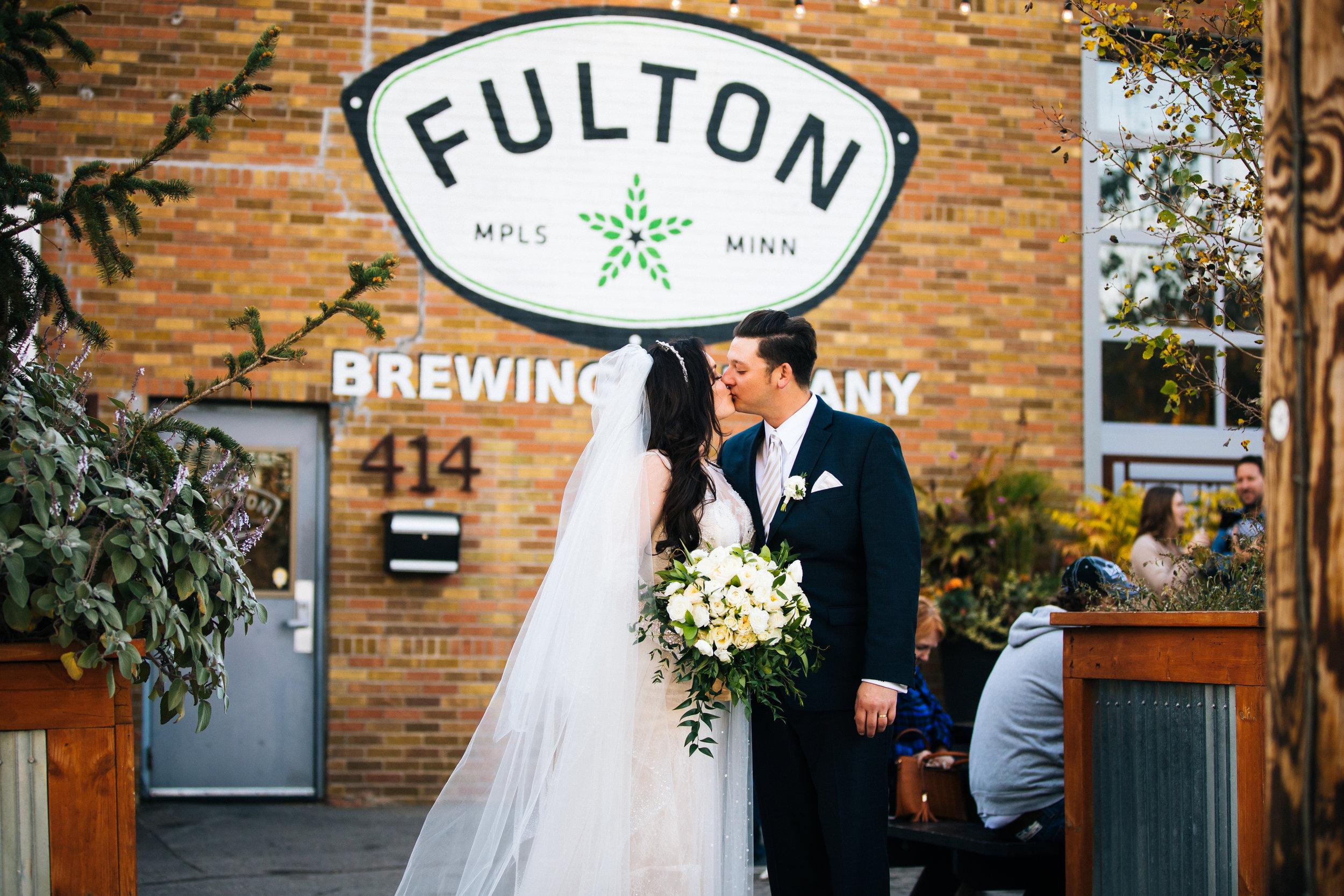 Fulton Wedding Photo