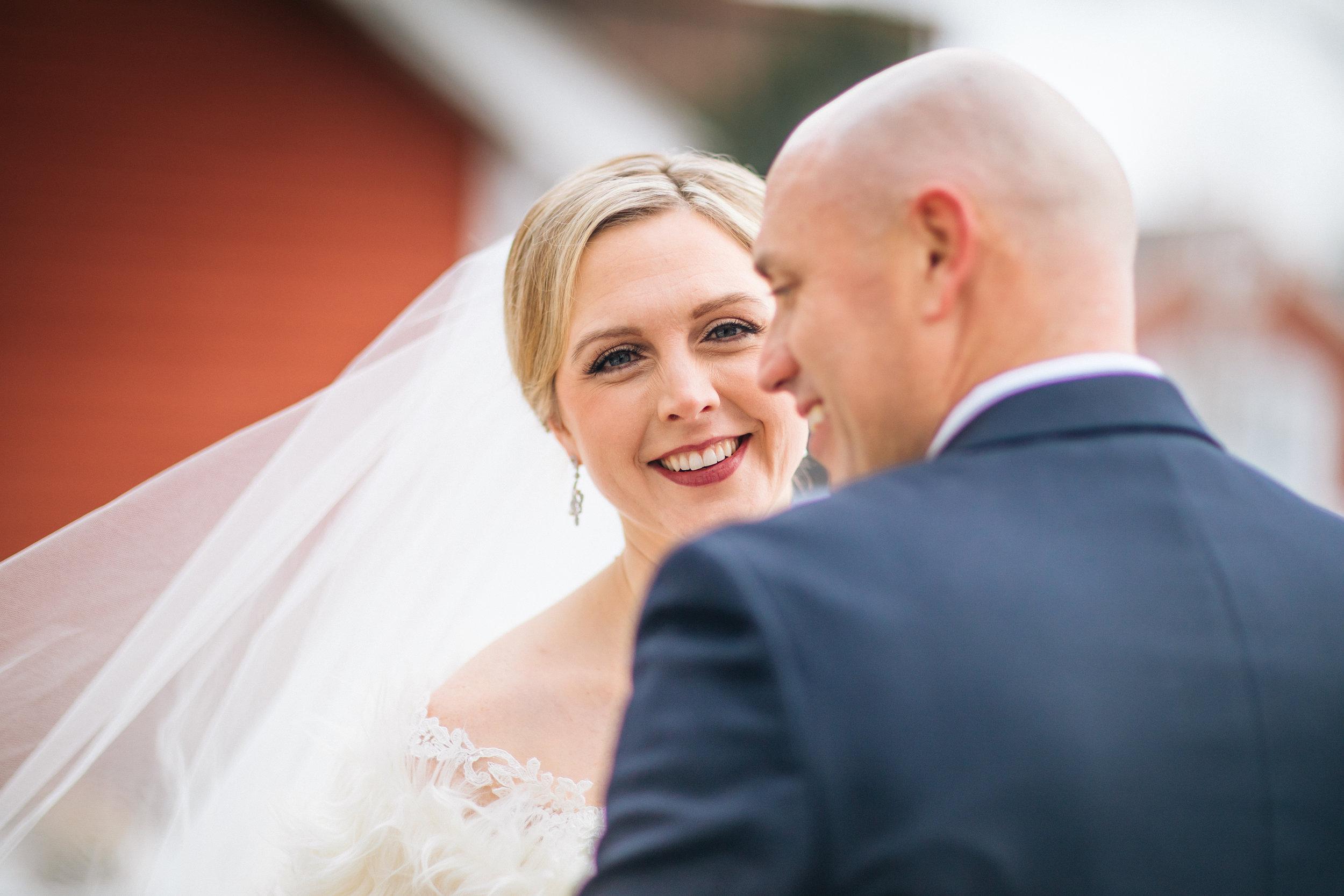 Earle Brown Heritage center wedding