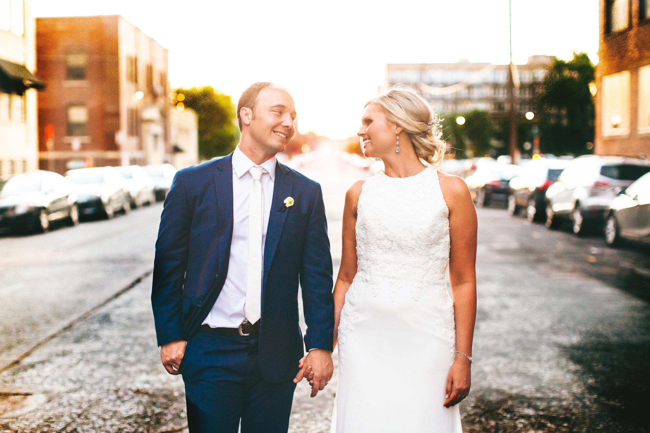 Northeast Minneapolis Wedding Photographer