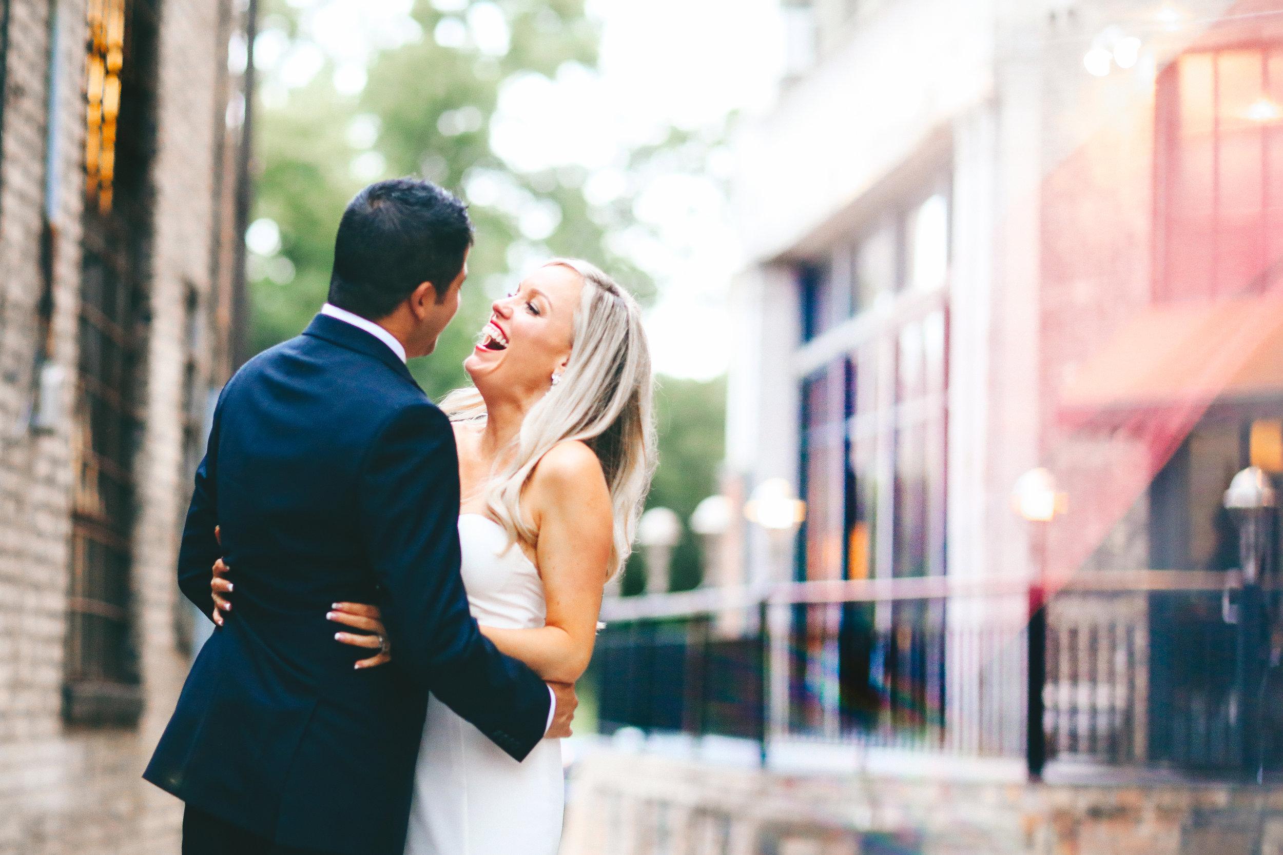 Cafe Lurcat romantic wedding photography