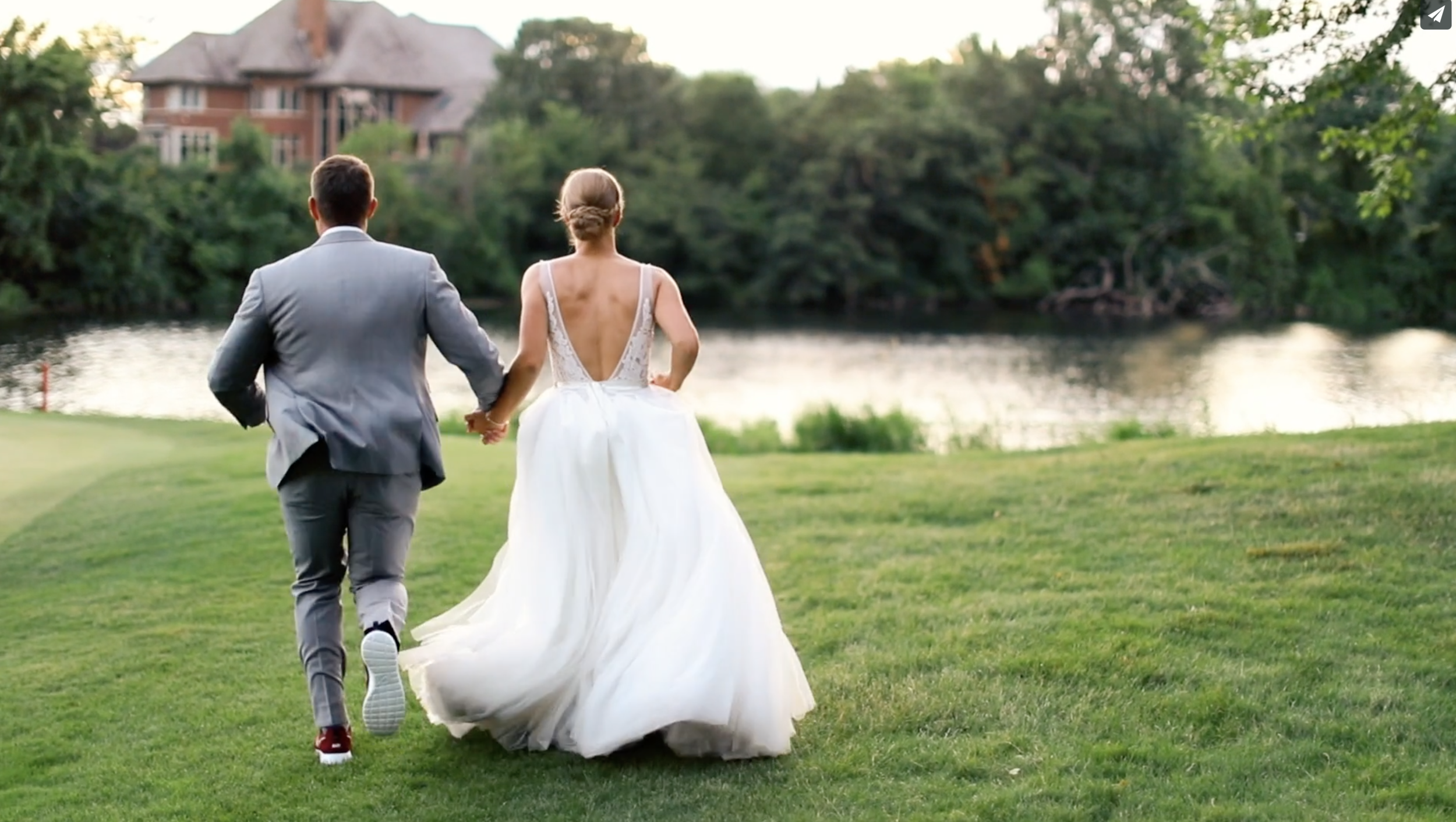 Minneapolis Wedding Videography at Bearpath Golf and Country Club