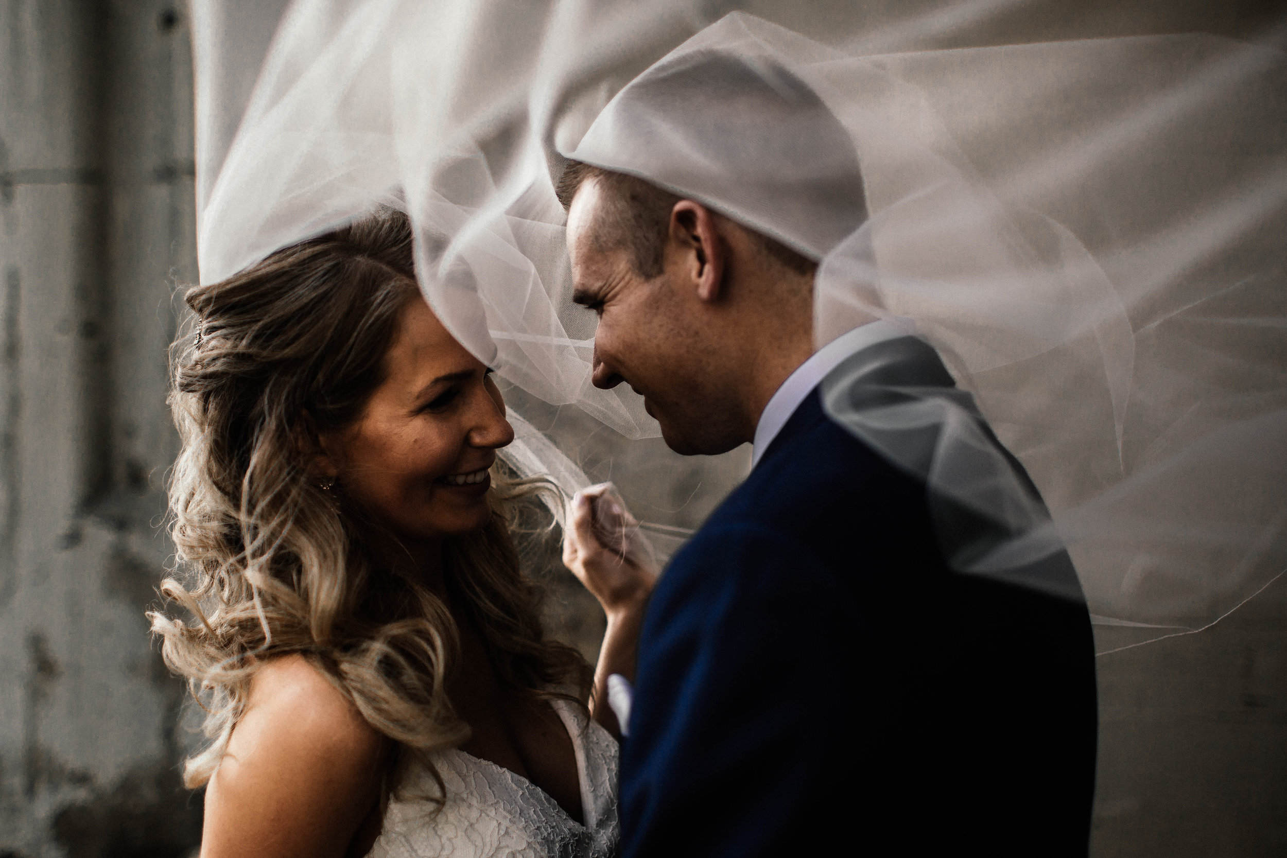 Dramatic Minneapolis Wedding Photographer