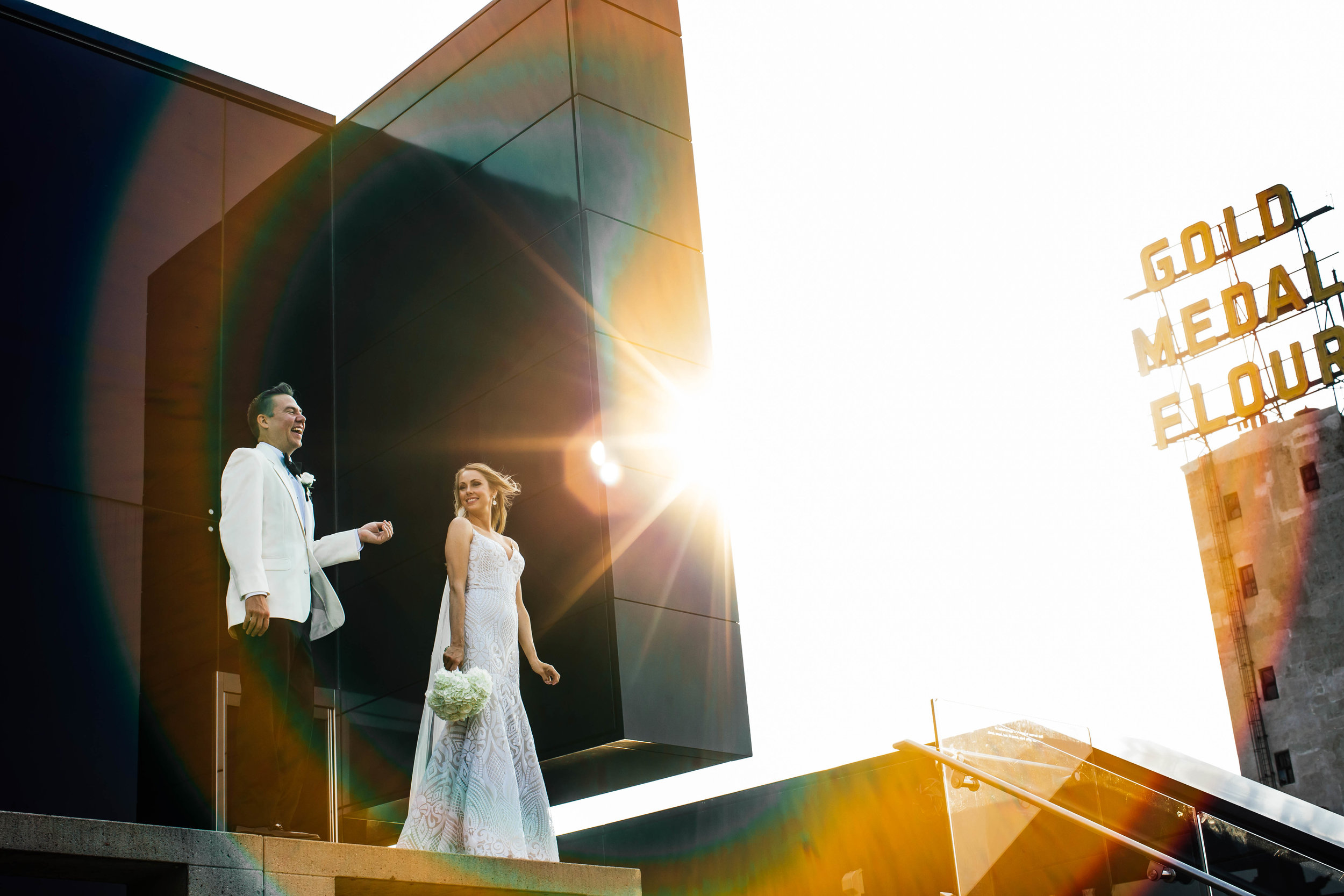 Guthrie wedding photography bride and groom