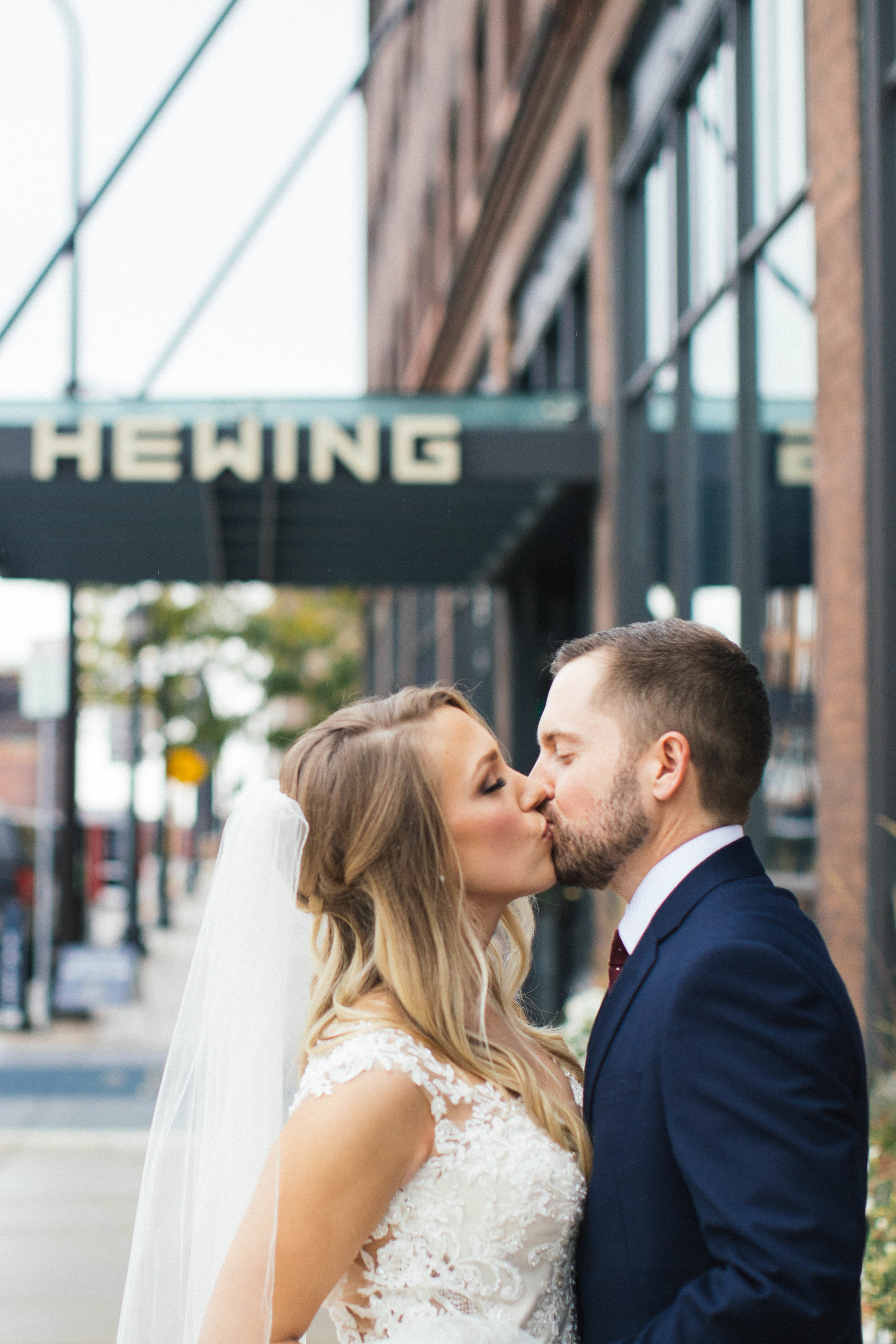 Hewing Hotel Autumn Wedding Photography
