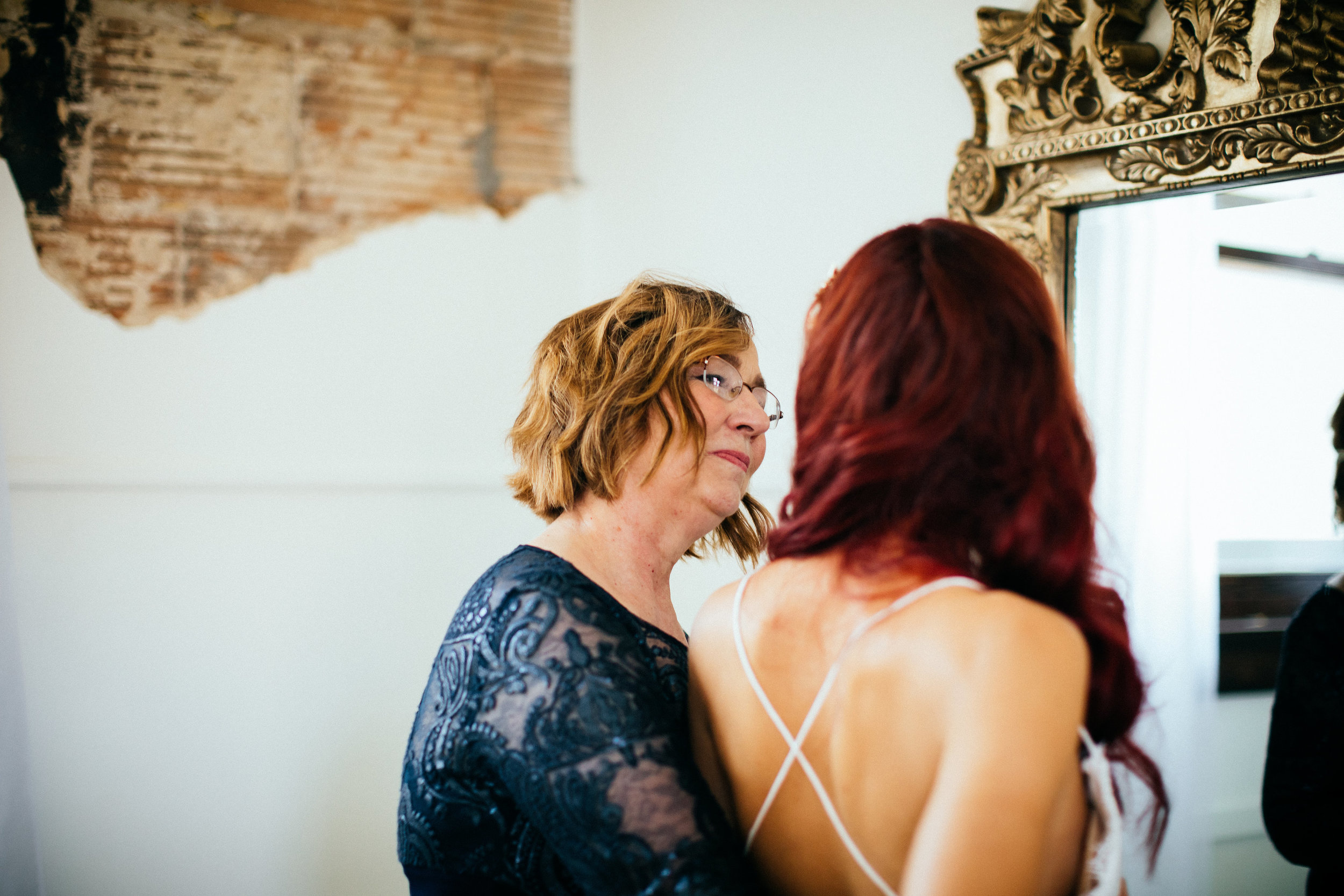 Mother Daughter Wedding Inspiration