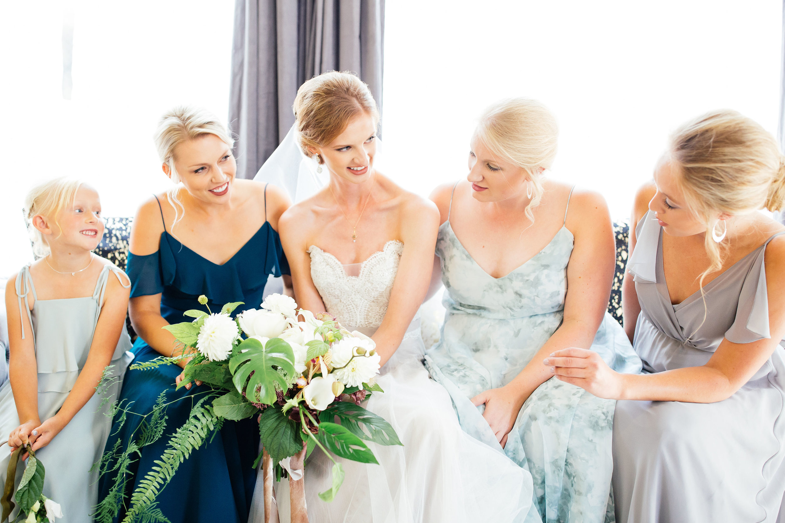 Lumber Exchange wedding photos