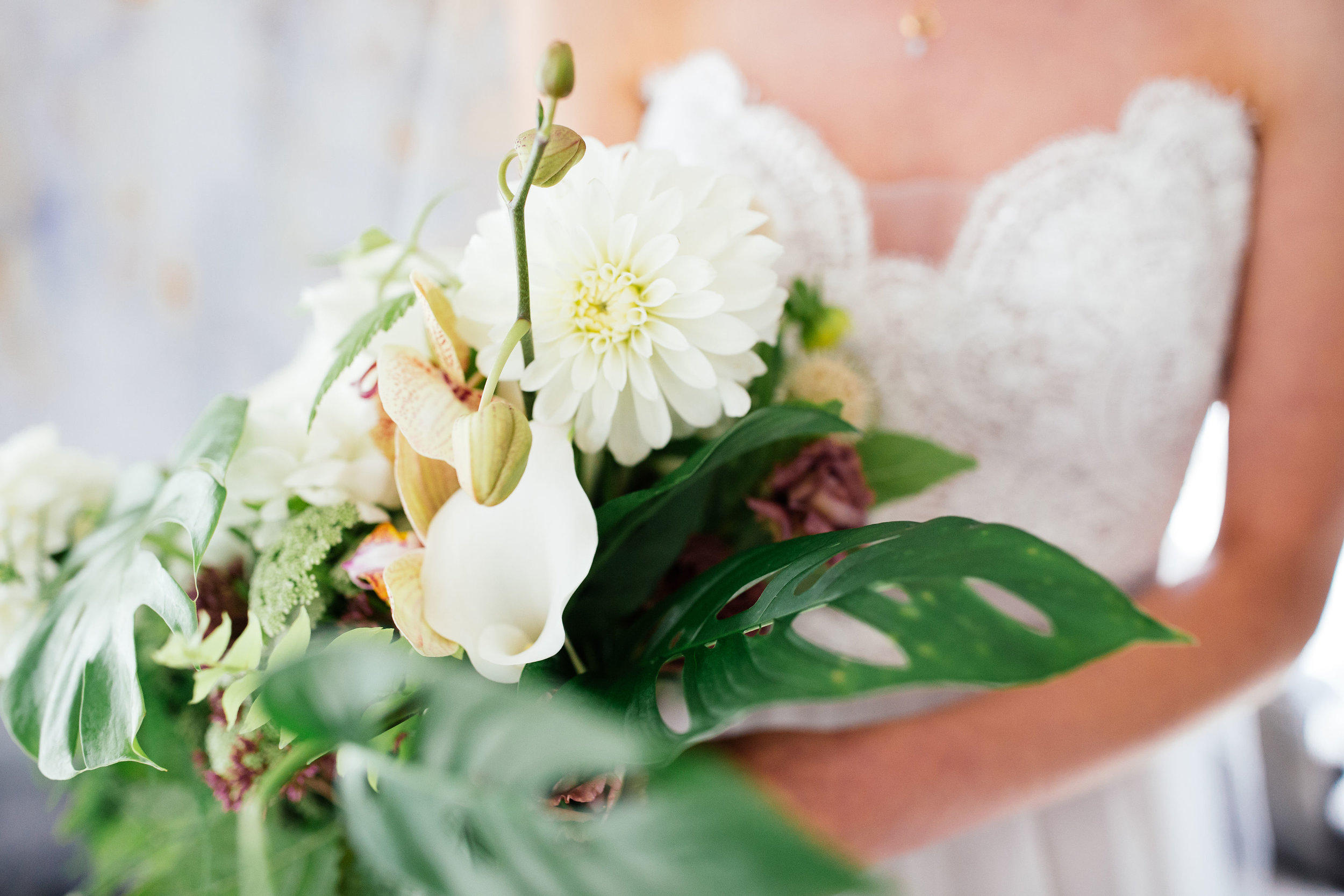 Lumber Exchange Wedding Ceremony