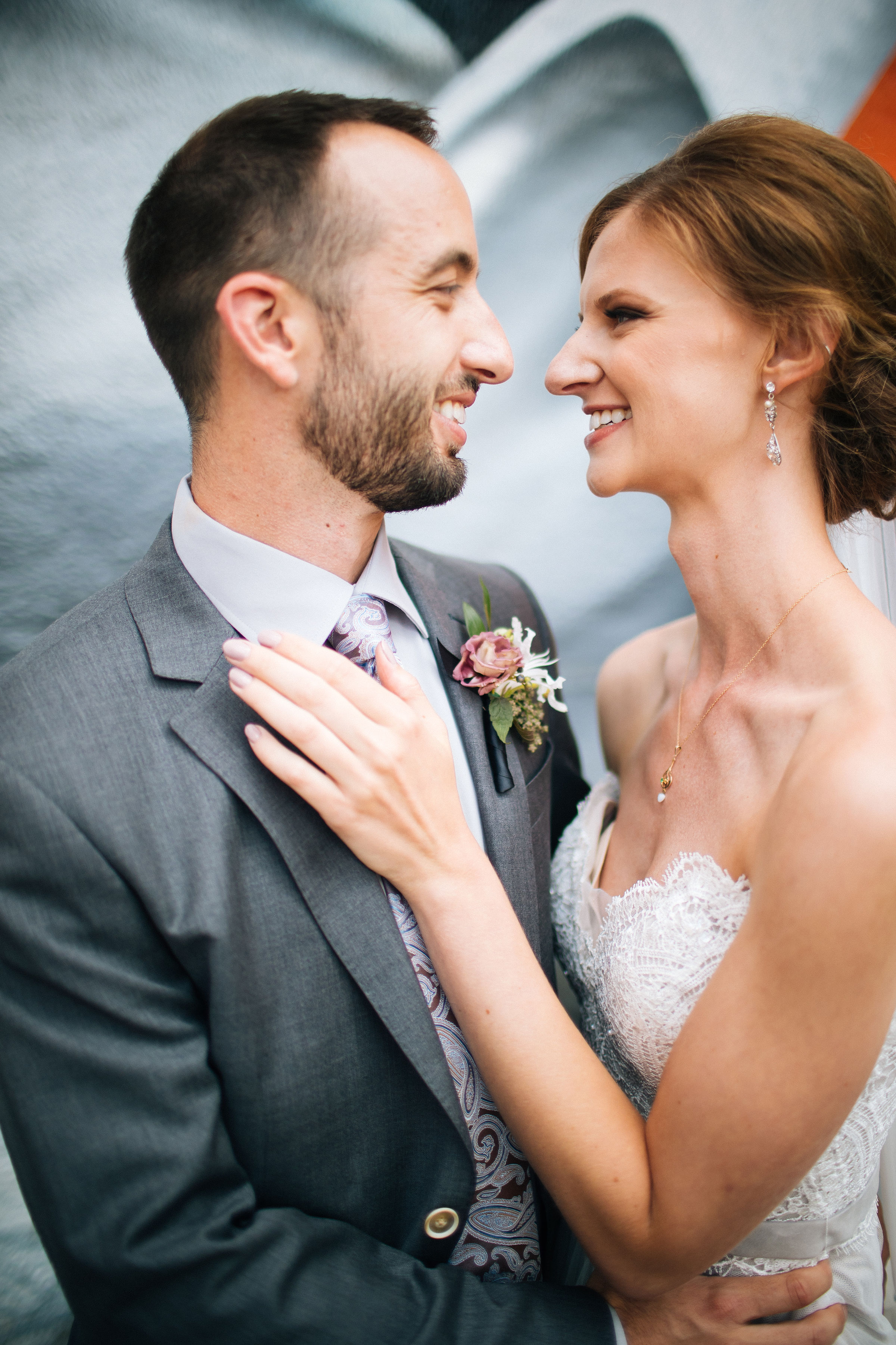Minneapolis Iconic Wedding photos