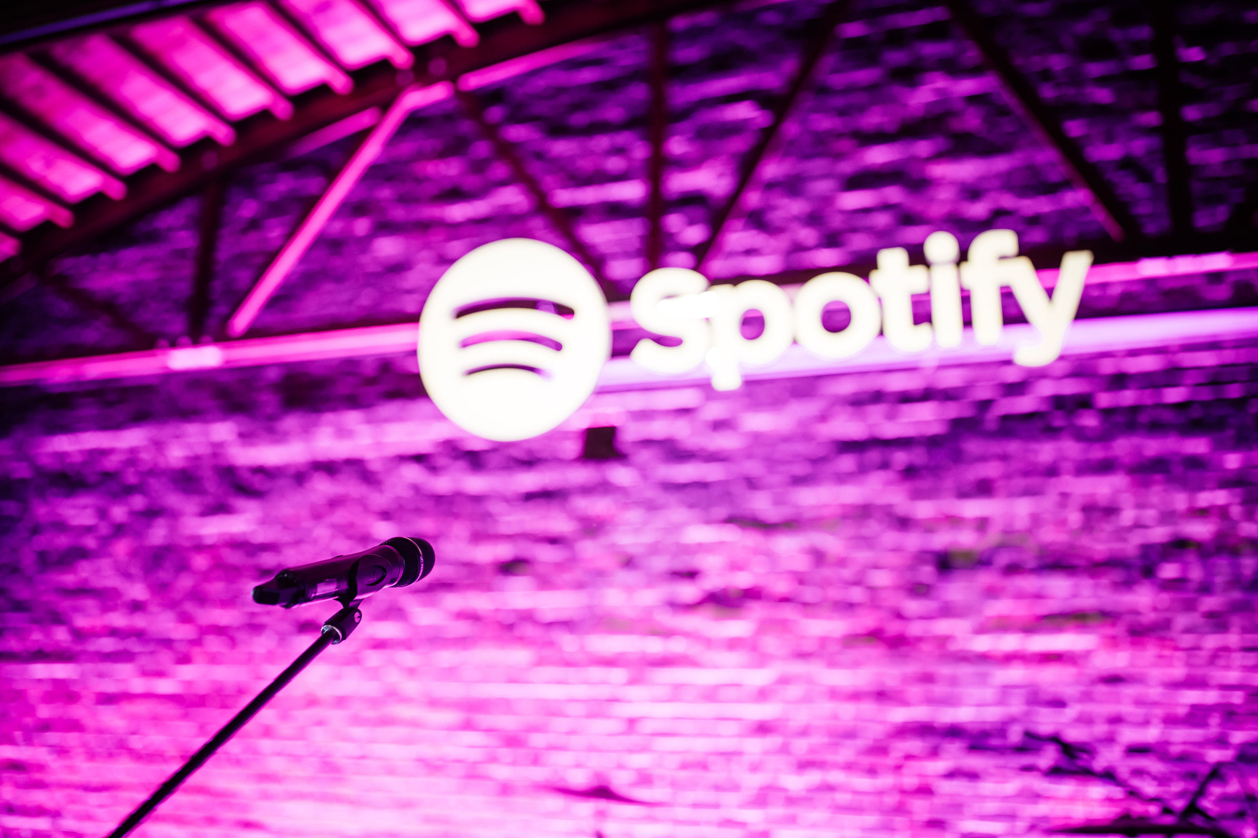 Spotify Minneapolis Best Event Photographer