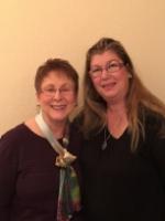 Audrey Pannier & Sharon Webster