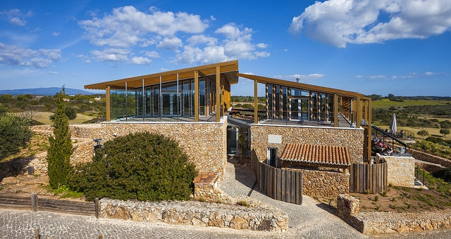 Espiche Golf Clubhouse