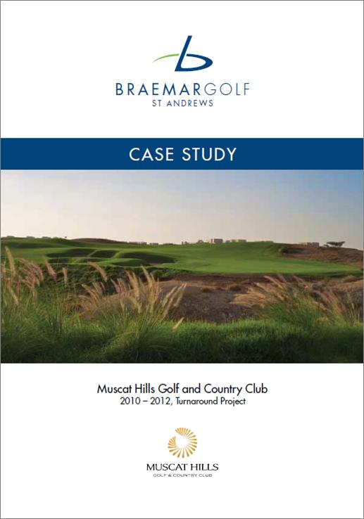 Muscat Hills Turnaround Case Study