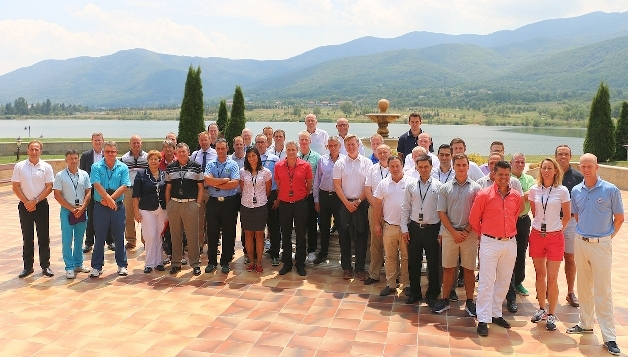 2015 Coaches Circle Delegates and Speakers at Pravets Golf & Spa Resort