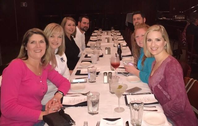 February 9 - RDS hosts a dinner for clients during the Louisiana Clerk of Court Association meeting.
