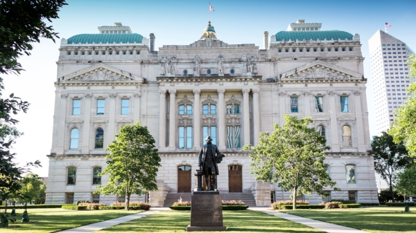County courthouses scan land records to achieve greater service levels.