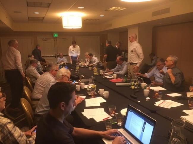 IIMDA meeting in Denver, CO.