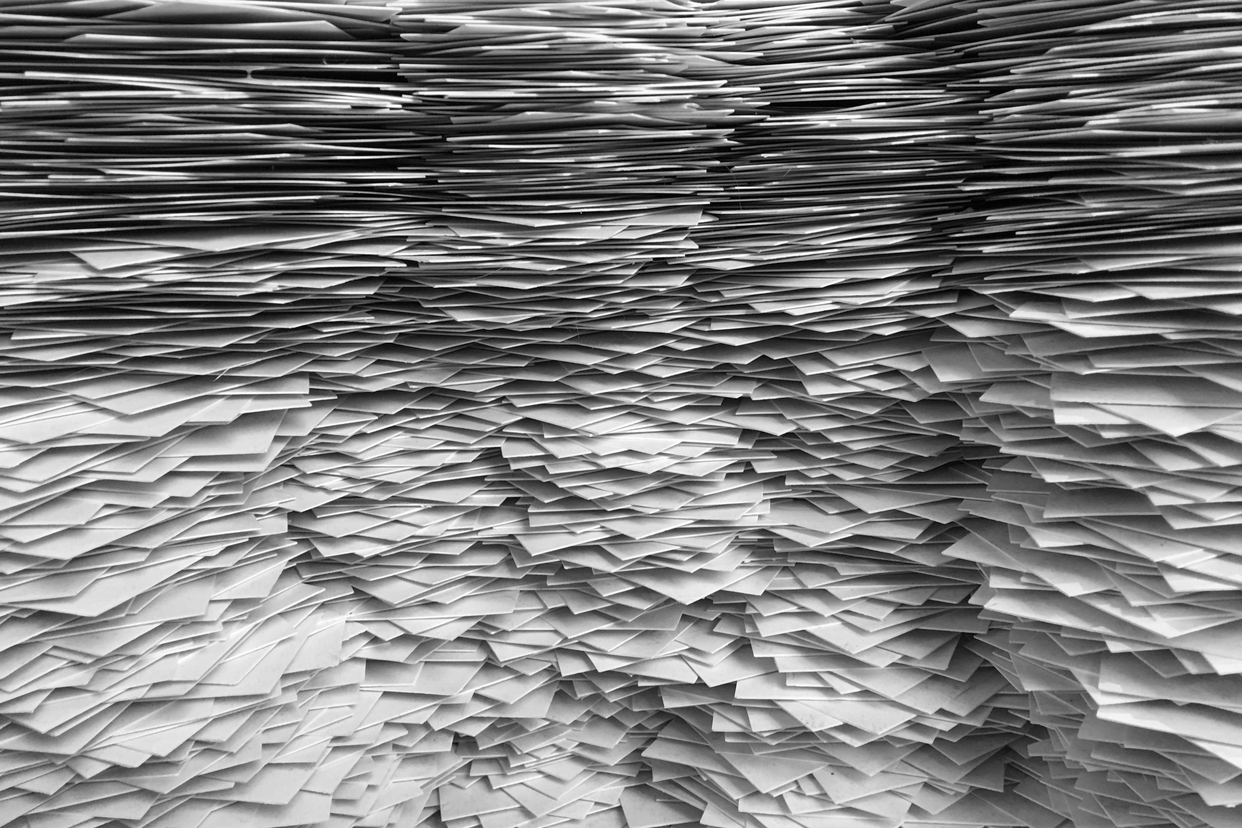 go paperless by scanning documents